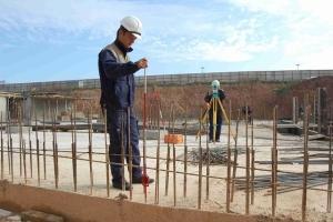 Геодезическая разбивочная основа в строительстве