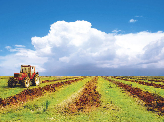 Перевод земли из сельхозназначения в промышленную