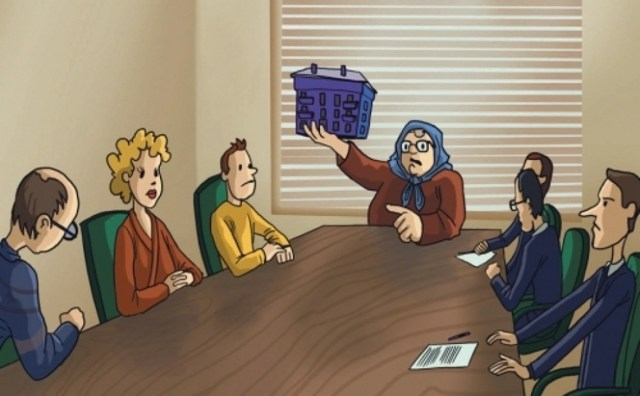 Собрание ТСЖ: общие отчетные собрания по жилищному кодексу