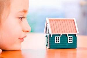 Можно ли оформить «Дарственную» на несовершеннолетнего ребенка
