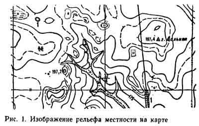 Топографическая карта местности: что это, назначение, классификация