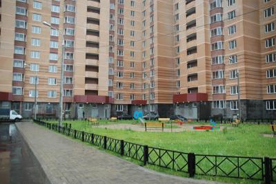 Межевание придомовой территории многоквартирного дома