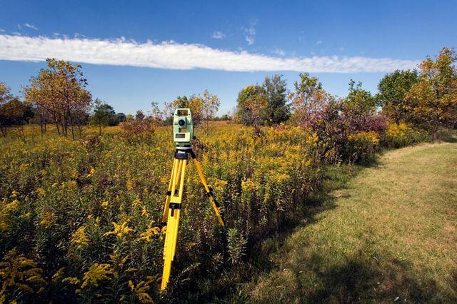 Топографическая съёмка земельного участка: что это такое, виды