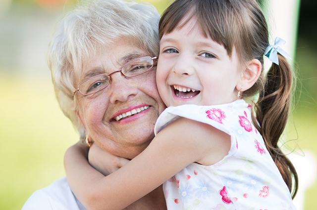 Можно ли прописать ребенка к бабушке