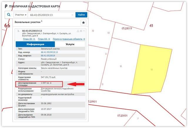Как узнать - есть ли межевание земельного участка